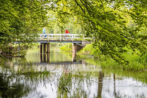 Dagje wandelen of fietsen langs de Drentse Aa