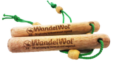 WandelHout, tegen stijve handen en vingers tijdens je wandelingen