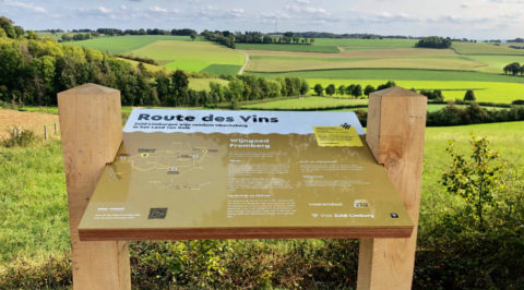 Drie nieuwe Wijnwandelroutes in Wijnregio Zuid-Limburg