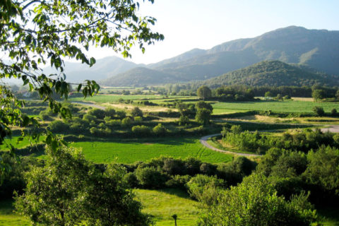 Fietsvakantie over Vias Verdes van Pyreneeën naar Costa Brava