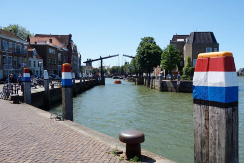 Fietsvakantie over de oer-Hollandse Rijnroute