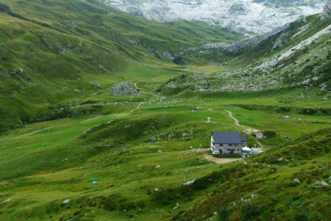 Huttentocht Piemonte door het Parco del Marguareis