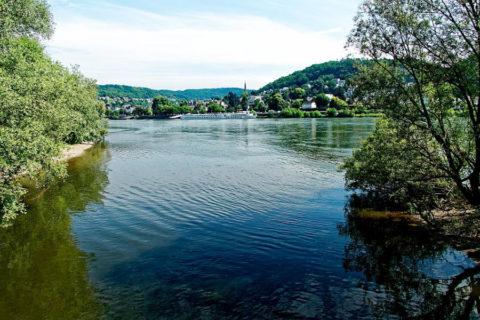 Fietsvakantie twee landen Duits-Nederlandse rivierenlandschap