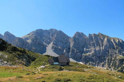 Huttentocht Piemonte naar de top van Punta Marguareis