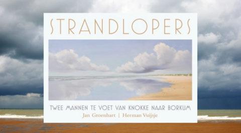 In 160 pagina's langs de Noordzeestranden van Knokke naar Borkum