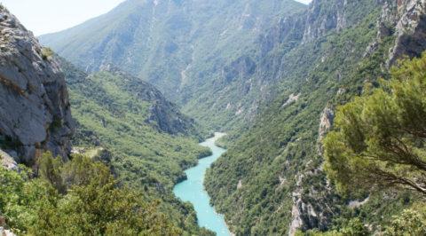 Avontuurlijk fietsen door de Provence van Sisteron naar Nice