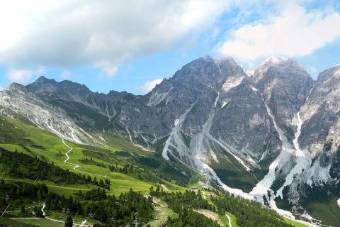 Huttentocht Stubaital over de Stubaier Höhenweg