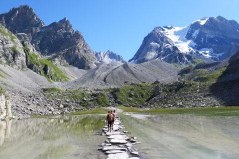 Huttentocht Frankrijk door Parc National de la Vanoise
