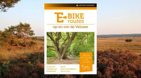 Cadeautip: Gids met 15 E-bikeroutes om relaxt de Veluwe te verkennen