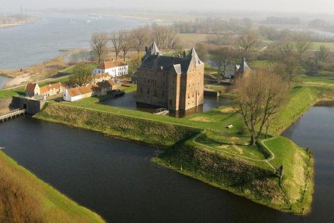 Fietsvakantie langs Oude en Nieuwe Hollandse Waterlinie