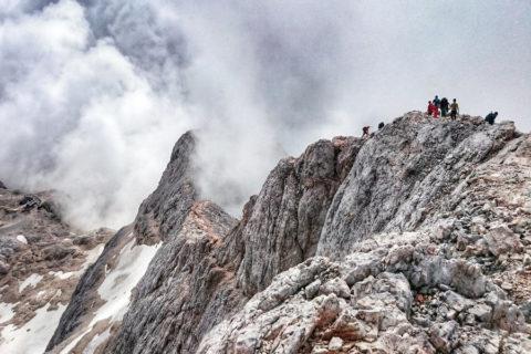 Huttentocht Slovenië langs de toppen van Julische Alpen