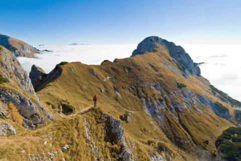 Huttentocht Slovenië door National Park Triglav