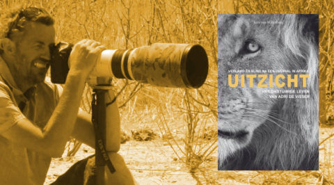 De levenskracht van fotograaf Adri de Visser in 160 pagina's