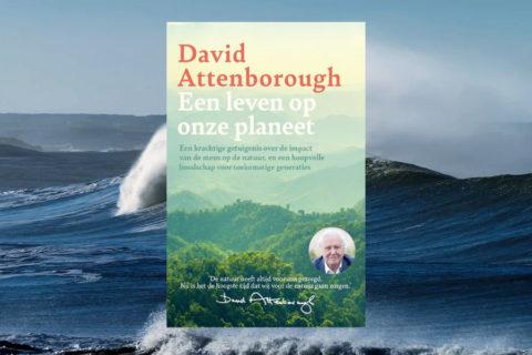 David Attenborough geeft hoop voor een duurzame toekomst in 272 pagina's