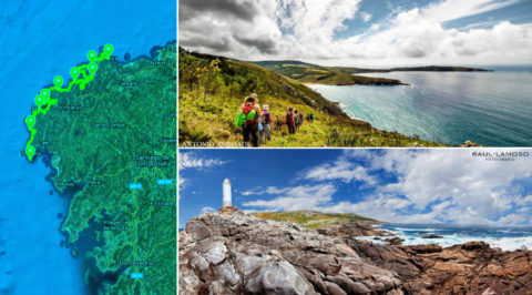 Camino dos Faros: Wandelroute langs vuurtorens Spaanse noordwestkust