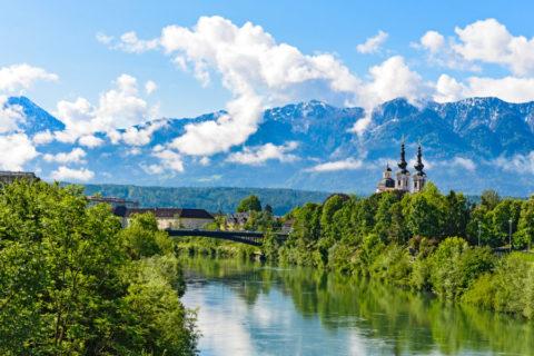 Alpe Adria Radweg: Op de fiets door de Alpen naar de Adriatische Zee