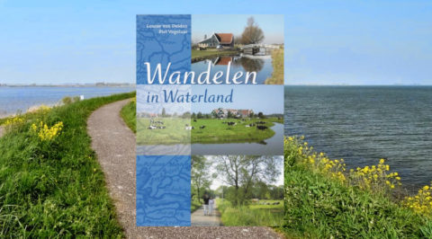 14 Wandelingen en tips door Waterland in 80 pagina's