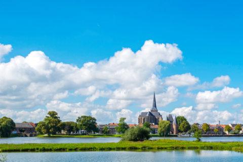 Fiets-vaarvakantie langs de Hanzesteden in het IJsseldal