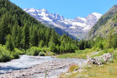 Huttentocht Val d'Aosta door Natuurpark Mont Avic