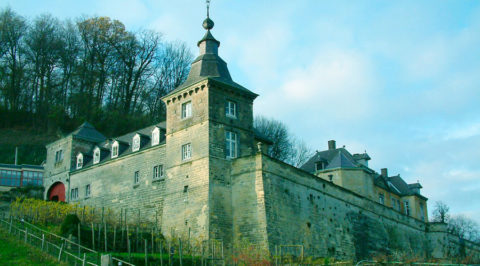 Een Ommetje rond Chateau Neercanne in Zuid-Limburg