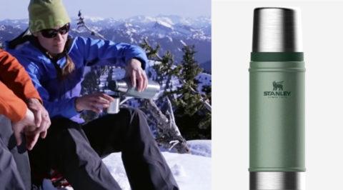 Ecktiv Selectie: Vijf thermosflessen voor warme dranken onderweg