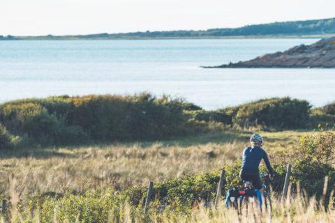 Fietsvakantie langs Zweedse kust over de Kattegattleden