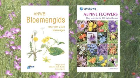 Ecktiv Selectie: Twee boeiende bloemengidsen