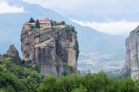 Fietsvakantie door Macedonië en Griekenland naar Meteora