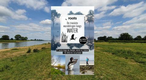 De 17 mooiste wandelingen langs water in 160 pagina's
