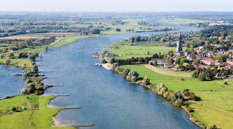 'Pad van de Vrijheid': 150km door bos en rivierlandschap rondom Wageningen