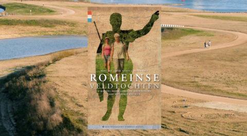 Wandelroutes langs Romeinse sporen in Nederland in 126 pagina's