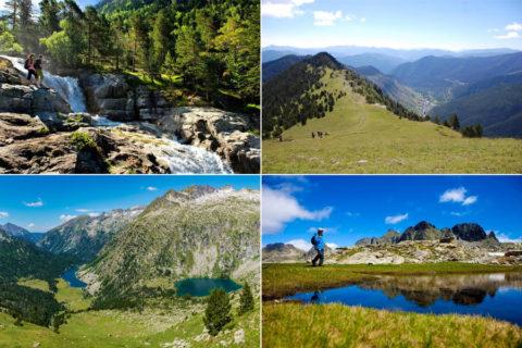 Wandel in zes dagen door het mooiste landschap van de Catalaanse Pyreneeën