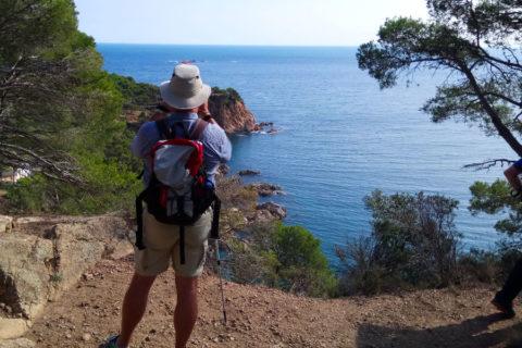 Wandelvakantie Catalaanse kust van Sant Pere naar Sant Feliu