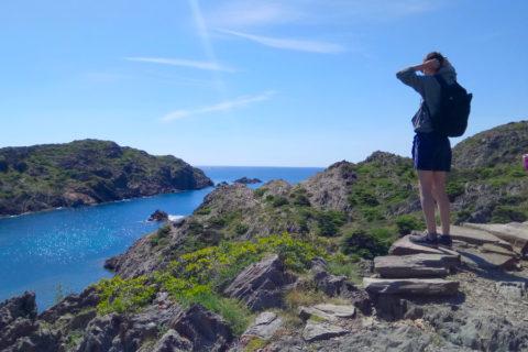 Wandelvakantie Catalaanse kust van Portbou naar Sant Pere