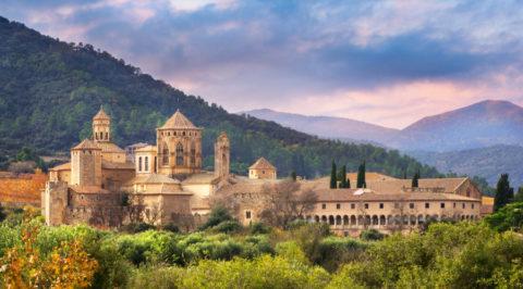 GR175: rondgaande route langs drie Catalaanse kloosters uit de 11e eeuw