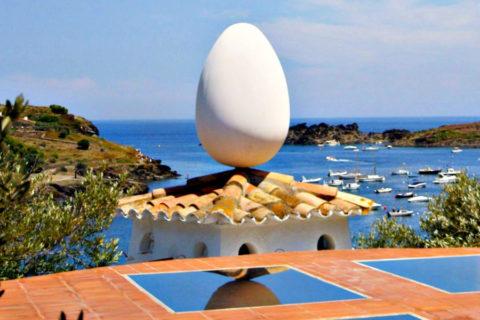Fietsen aan de Catalaanse kust in de voetsporen van Salvador Dalí