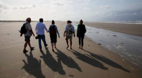 8-daagse Eilandenwandeltocht over onze Waddeneilanden