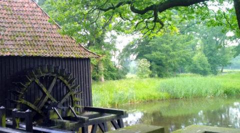 Dwars door Nederland over het klassieke Marskramerpad