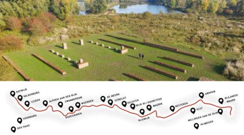 Wandelen of fietsen langs ons nieuwe Werelderfgoed: 'Romeinse Limes'