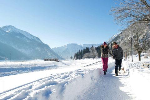 Winterwandelvakantie vanuit Achenkirch a/d Achensee