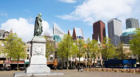 11 september: Paleizen & Monumenten Wandeltocht door Den Haag