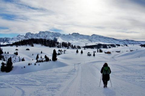 Winterwandelvakantie vanuit het Eisacktal in Zuid-Tirol