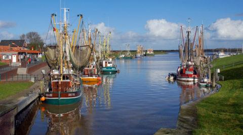 Fietsen tussen vissers en piraten in Ost-Friesland aan de Duitse kust