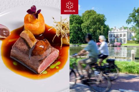Culinair Fietsarrangement Gooi & Vechtstreek