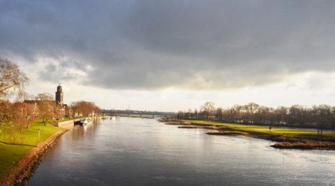 Wandelen met de IJssel als metgezel op het Hanzestedenpad