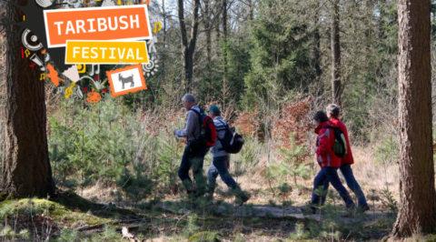 30 okt: Taribush Festival Wintertijd in het Dwingelderveld